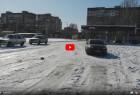 Уроки зимнему вождению