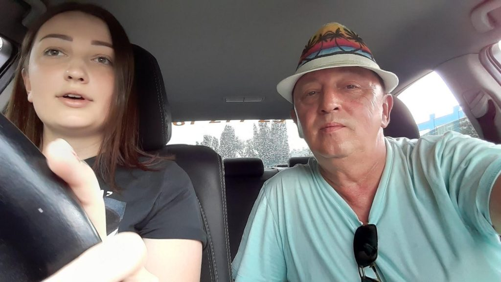 уроки вождения для женщин в Днепре